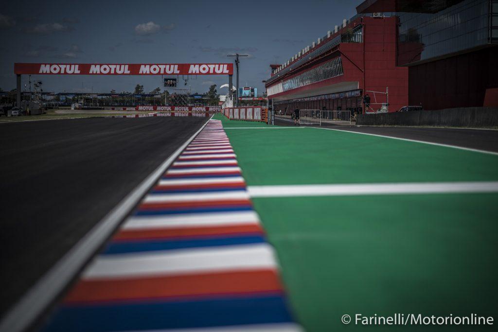 MotoGP   Il Gp d'Argentina rimarrà a Termas de Rio Hondo almeno fino al 2021