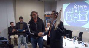 MotoGP | Paolo Simoncelli ritira il diploma del figlio Marco