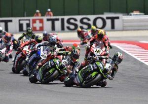 Superbike   Il Campionato sbarca su TV8