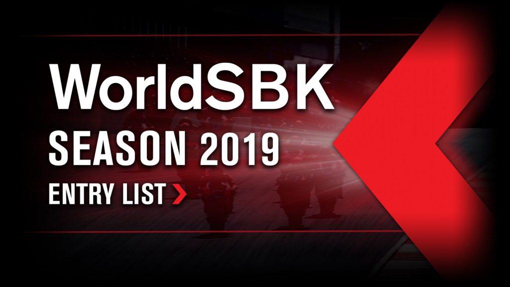 Superbike | Diramata la Entry List provvisoria 2019