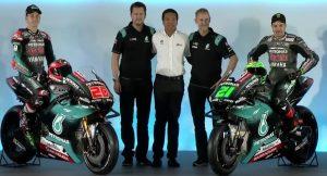 "MotoGP | Presentazione Team Petronas Yamaha SRT: Morbidelli ""Sono davvero entusiasta per questa avventura"""