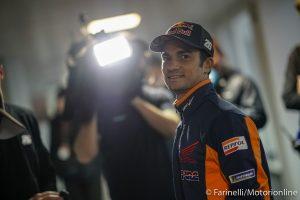 MotoGP | Frattura alla clavicola per Dani Pedrosa