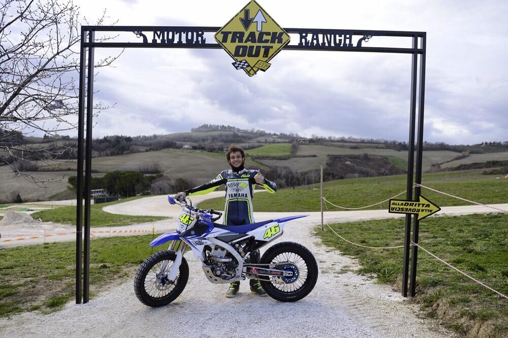 MotoGP   Rossi raddoppia, al Ranch arriva la pista ovale