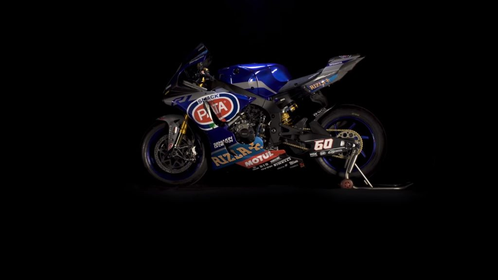 SBK | Presentata la livrea 2019 del team Pata Yamaha [VIDEO]