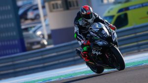 Superbike | Winter Test, Jerez: impressiona Tom Sykes con la BMW