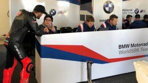 Superbike | Sykes e Reiterberger in pista in Almeria