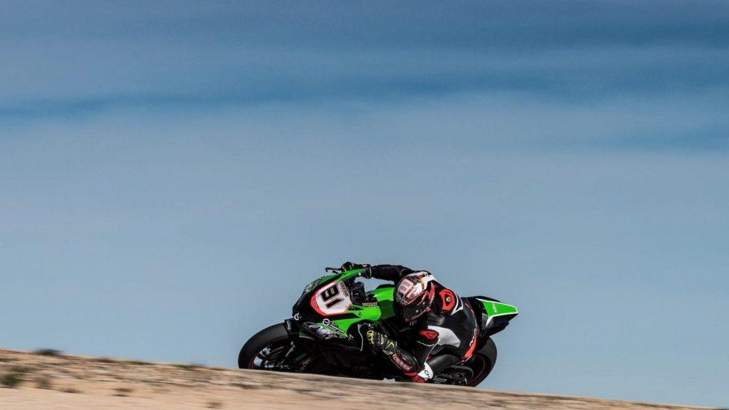 Superbike | Test in Almeria per il Team Pedercini Racing