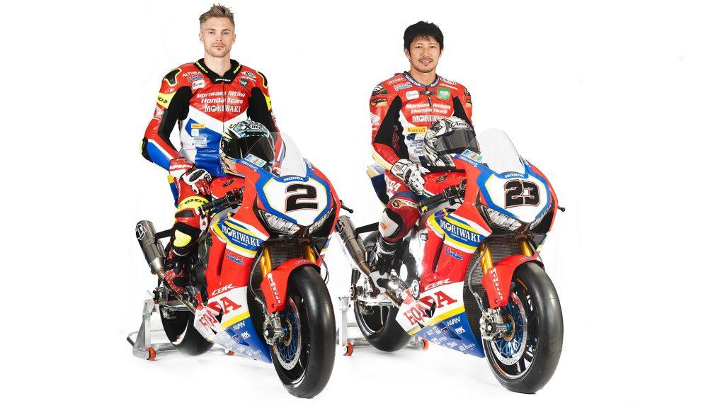 Superbike | Moriwaki Althea Honda presenta il progetto 2019