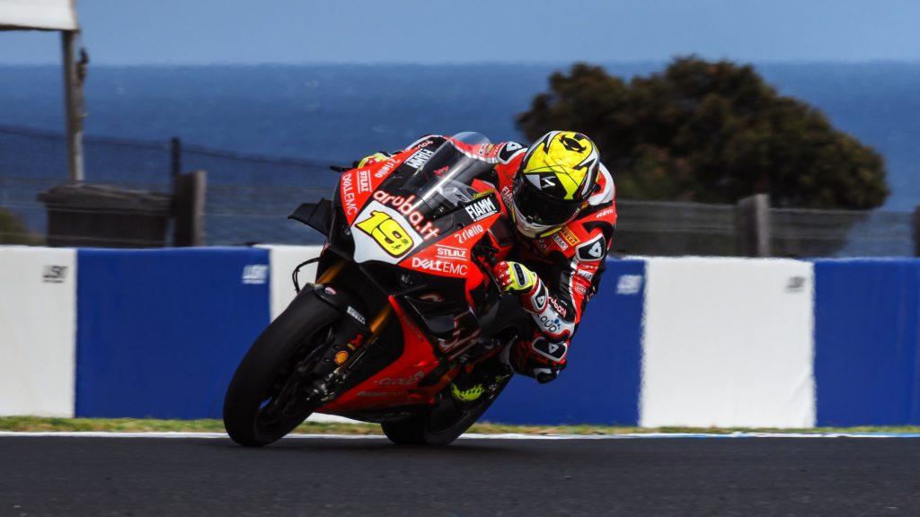 Superbike Bautista in gran forma: primo nei test in Australia