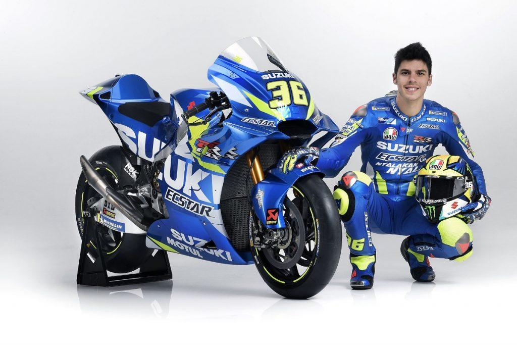 """MotoGP   Presentazione Suzuki: Mir, """"L'obiettivo di quest'anno è quello di migliorare gradualmente"""""""