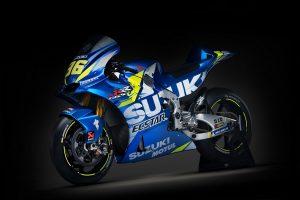 MotoGP | Presentazione Suzuki: I dati tecnici della GSX-RR 2019