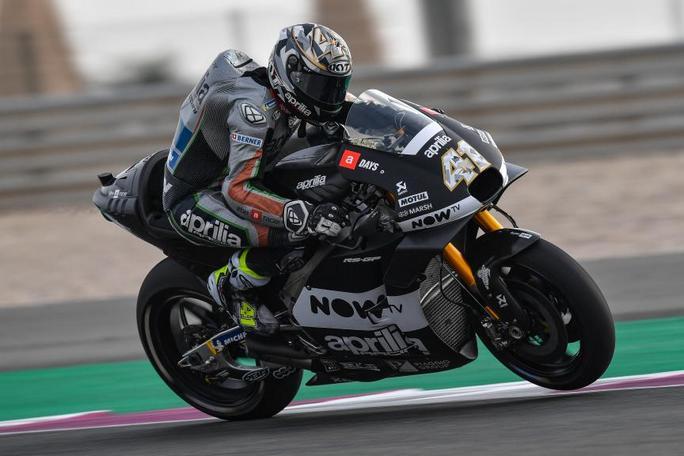 MotoGP   Test Sepang collaudatori: Aleix Espargarò chiude al comando