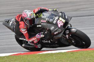 """MotoGP   Test Sepang Day 1: A.Espargarò, """"Soddisfatto di questa prima giornata"""""""