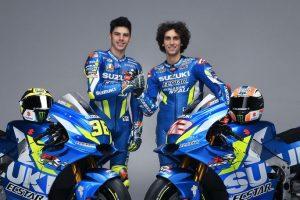 MotoGP | Presentazione Suzuki: Foto Gallery Alex Rins, Joan Mir, GSX-RR