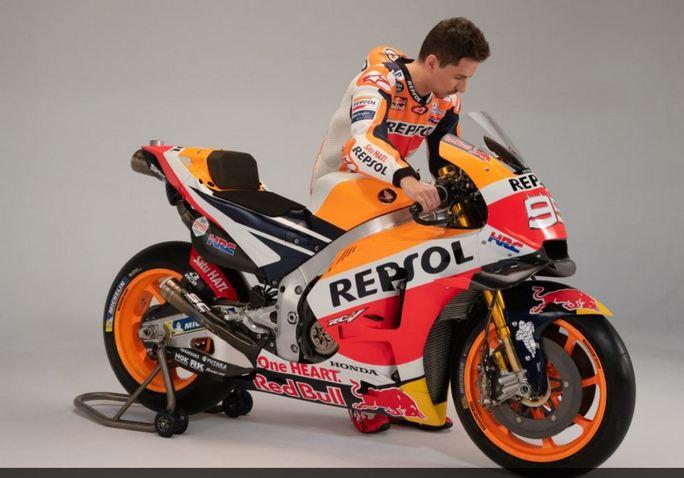 """MotoGP   Test Qatar: Jorge Lorenzo, """"Non vedo l'ora di tornare in sella alla RC213V"""""""