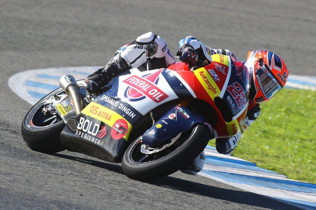 Moto2 | Test Jerez Day 2: Lowes il più veloce di giornata