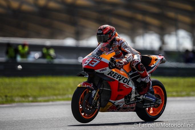 "MotoGP | Test Sepang Day 3: Marquez, ""Mi sento meglio, ho avuto un buon ritmo"" [Video]"