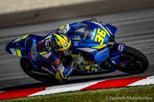 """MotoGP   Test Sepang Day 3: Mir, """"Rispetto alla prima giornata sento di essere migliorato"""""""