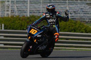 Moto 2 e Moto3 | Test Jerez mattina Day1: Marini e Garcia i più veloci nelle rispettive categorie