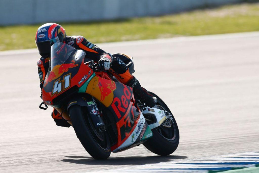 Moto2 | Test Jerez Day 3: Binder si aggiudica l'ultima giornata di prove
