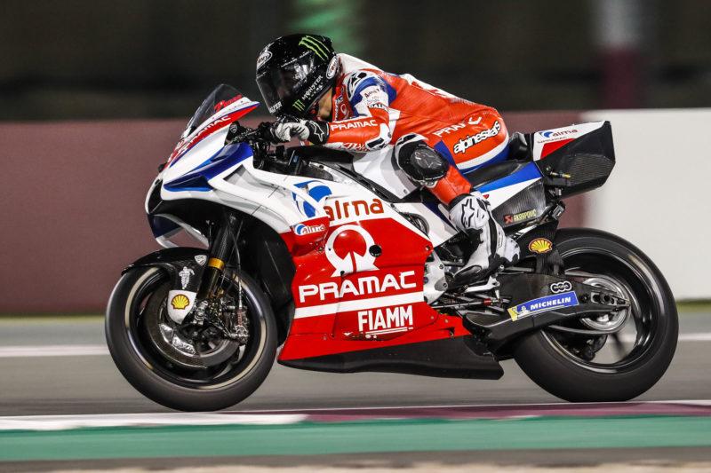 "MotoGP | Test Qatar Day 1: Bagnaia, ""E' una pista molto diversa da Sepang"""