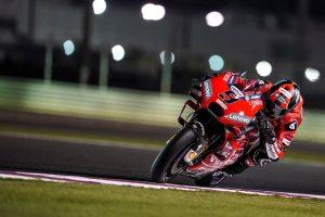 MotoGP | Test Qatar Day 2: Petrucci in vetta alla classifica provvisoria