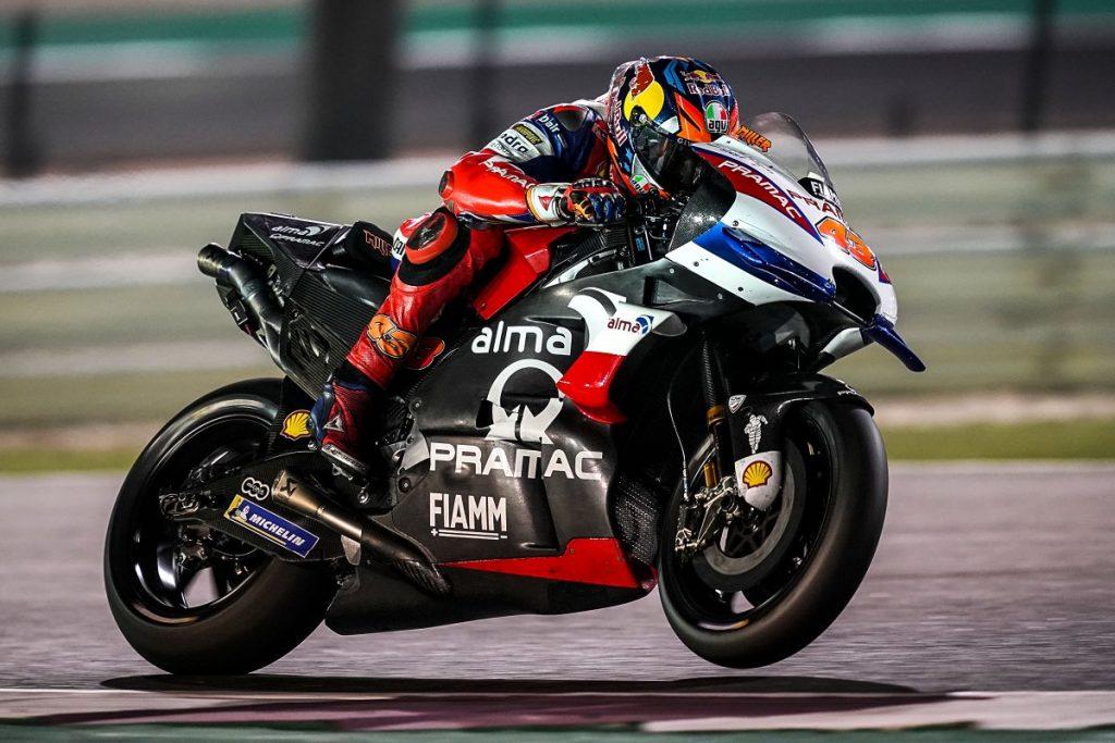 """MotoGP   Test Qatar Day 1: Miller, """"Abbiamo lavorato sul set-up"""""""
