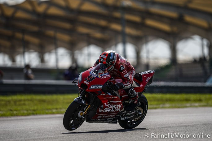 MotoGP | Test Sepang Day 3: Poker Ducati, Petrucci al Top, Rossi decimo