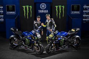 MotoGP | Presentazione Yamaha: Foto Gallery Rossi, Vinales, M1