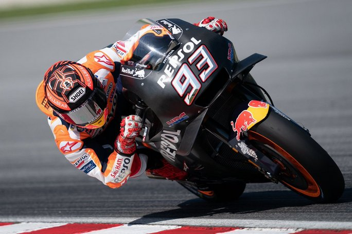 MotoGP | Test Sepang Day 1: Marquez chiude al Top, Rossi è sesto [Video]