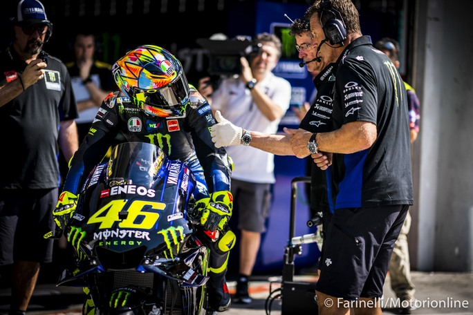 MotoGP | Test Qatar: sabato si torna in pista