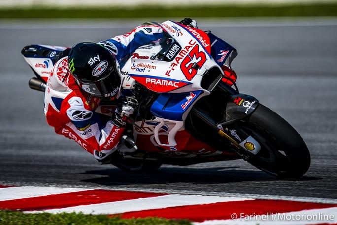 MotoGP | La nuova livrea del Team Alma Pramac Racing sarà svelata il 27 febbraio