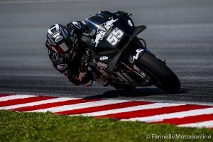"""MotoGP   Test Sepang Day 2: Oliveira, """"Ogni giorno riusciamo a migliorare sensibilmente il nostro tempo"""""""