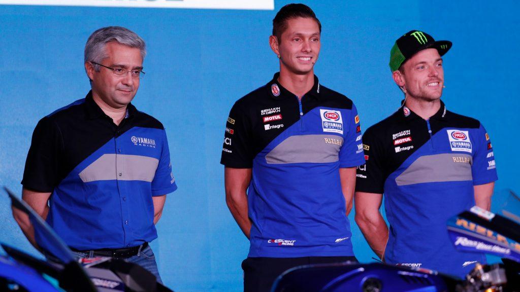 Superbike | Andrea Dosoli parla del progetto Yamaha