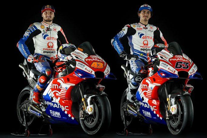 MotoGP | Svelata la livrea Ducati Pramac griffata Lamborghini [Video]