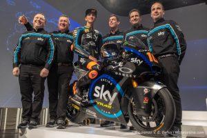 Moto2 e Moto3 | Sky Racing Team VR46, nel segno della continuità [Video]