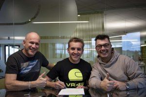 Roberto Locatelli, coach dei piloti della VR46 Riders Academy