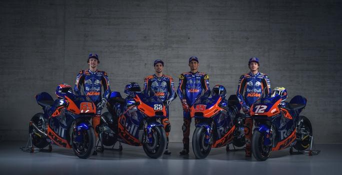 MotoGP | Presentato il Team Red Bull KTM Tech3