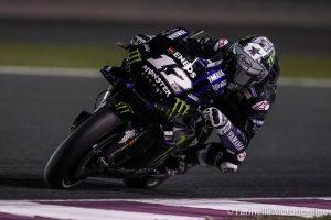 MotoGP | Test Qatar Day 3: Vinales chiude al Top, bene le Honda, Rossi quarto