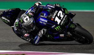 MotoGP | Test Qatar Day 1: Vinales è il più veloce, bene le Ducati, Rossi quinto