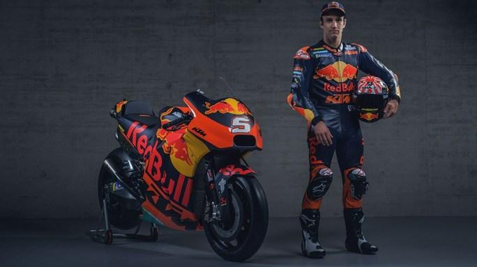 MotoGP | Presentato il Team Red Bull KTM di Zarco ed Espargarò [Video]