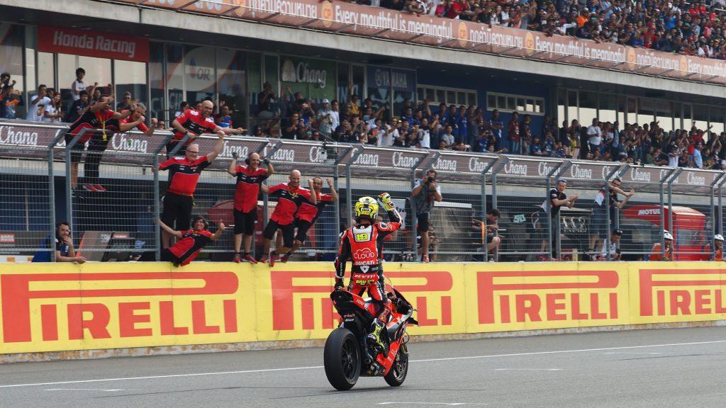 Superbike | Thailandia, Gara2: Bautista non si ferma più