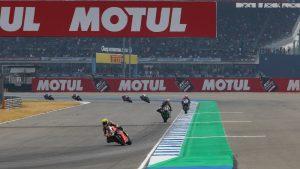 Superbike | Thailandia, Tissot Superpole Race: Bautista imprendibile