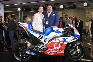 MotoGP | Arrestato Luigi Scavone, sponsor del team Pramac con Alma