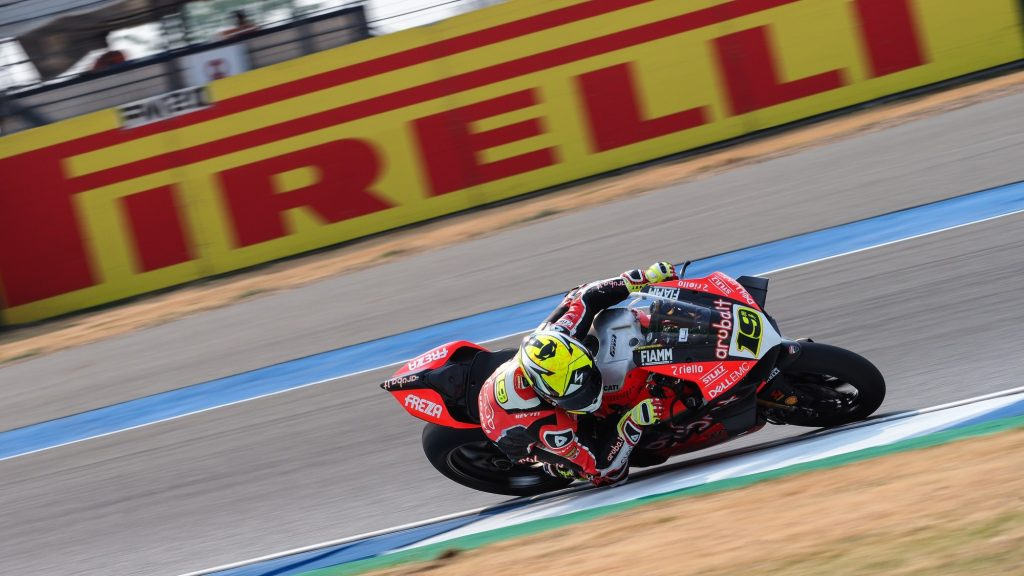 Superbike | Thailandia, FP2: Bautista sempre al comando
