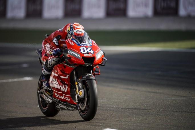 MotoGP | Gp Argentina FP2: Ducati al comando con Dovizioso, Rossi è sesto [VIDEO]