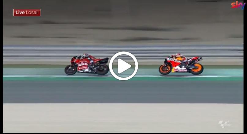 MotoGP | Dovizioso, corpo a corpo vincente con Marquez: l'analisi di Guido Meda [VIDEO]