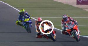 MotoGP   Dovizioso Vs Marquez, la sfida continua: tutti i duelli [VIDEO]