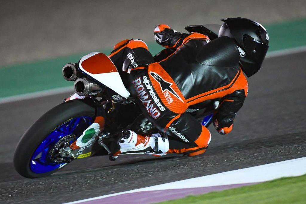 Moto3 | Test Qatar: Fenati comanda la classifica al momento