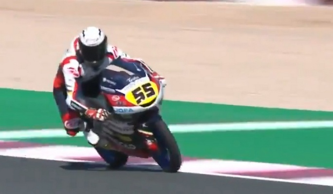Moto3 | Gp Qatar FP1: Fenati subito al Top [Video]
